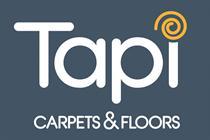 Blue 449 scoops brief from flooring retailer