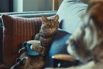 Which agency is Tetley's cup of char?
