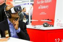 The Economist and Jaguar activate at London's Wearable Technology Show