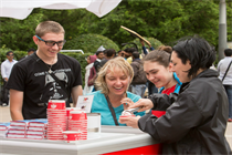The Economist launches food waste-themed activations