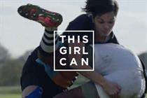 This girl's sad: the 'This girl can' campaign is poorer without TV