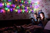 Behind the scenes: Three Mobile's Bed 'N' Binge Retreat