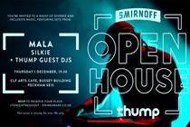 Smirnoff celebrates power of music