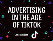 Advertising in the age of TikTok