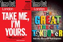 Time Out makes capital gains as free magazine