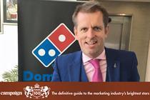 Tony Holdway, Domino's Pizza