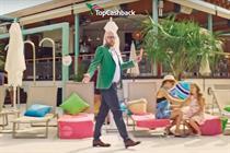 Turkey of the week: TopCashback's ad won't get anyone talking