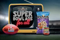 Delta Airlines, Tostitos and Doritos among brands activating at this year's Super Bowl