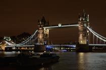 In pictures: WWF's Earth Hour event sees UK landmarks go dark