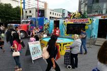 In pictures: Transformers roadshow in Birmingham