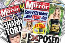 Trinity Mirror in talks over Express Newspapers stake