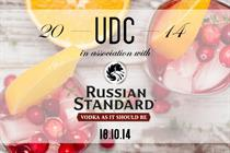 Underground Drinking Club partners with Russian Standard