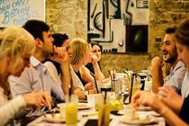 Conflict Café pop-up returns to London