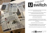 'Probably not time Uswitch': ads sway consumers from using service in energy crisis