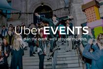 Global: Uber launches pre-pay function for event organisers in New York