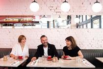 Leonard, Jameson and Graeme unveil new agency