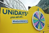In pictures: Unidays secret container experience visits Cardiff and Birmingham