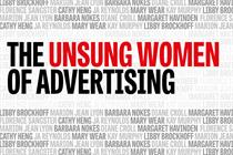 The unsung women of advertising