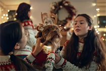 Will 'Christmas this Very moment' alienate customers who want to eliminate excess?