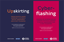 TfL embarks on major sexual harassment awareness campaign across network