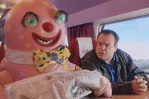 Watch Mr Blobby, Chris Kamara and more help Virgin Trains bid farewell