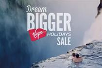 AMV BBDO beats Droga5 to land Virgin Holidays brief