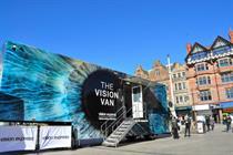 Vision Express to kick off eye testing roadshow
