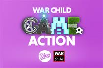 War Child to host five-week Twitch gaming stream to raise funds