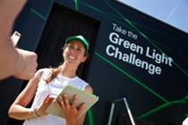 In pictures: Because gets green light for BP experiential tour