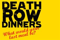Online backlash over Death Row Dinners pop-up