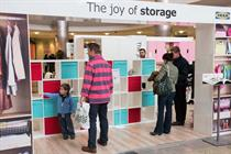 In pictures: BWP Group creates pop-up home for Ikea