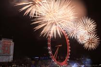 London NYE fireworks to become ticketed event