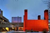 National Theatre pop-up venue opens for event hire