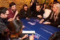 In pictures: W activates Pokerstars All In Kitchen