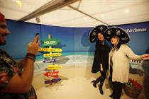 In pictures: RPM creates Virgin Holidays changing rooms
