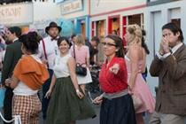 In pictures: Opening night of Secret Cinema Presents Back to the Future