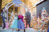Sky Movies brings Frozen experience to The O2