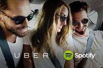 Global events planned for Spotify and Uber partnership