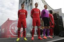 Wolfpack activates Liverpool FC campaign for Warrior Football