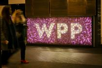 WPP suffers 'whopping' 8.5% Q1 plunge in North America as sales worsen