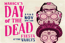 Wahaca to host Day of the Dead festival