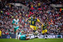 EE rings the changes with fourth Wembley Cup campaign