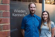W&K London raids Mother for Lion-winning creative team