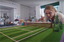 Wimbledon launches campaign that 'goes beyond tennis'