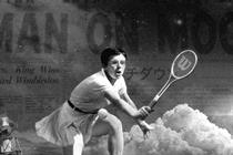 Wimbledon campaign links tennis with iconic moments in history