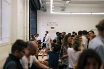In pictures: Levi's opens cycling workshop in Shoreditch