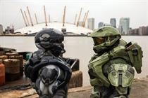 Event TV: Xbox lights London into flames for game launch