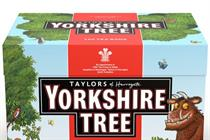 Yorkshire Tea and The Gruffalo team up for Yorkshire Tree push