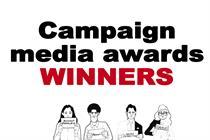 Campaign Media Awards 2018 winners