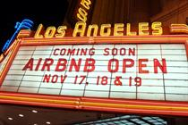 Global: Airbnb Open festival heads to LA